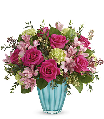 Teleflora's Enchanted Spring Bouquet Flowers