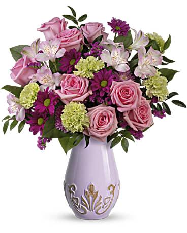Teleflora's French Lavender Bouquet Bouquet
