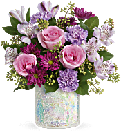 Teleflora's Shine In Style Bouquet Flowers