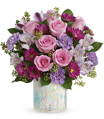 Shine In Style Bouquet Flowers