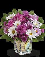 Teleflora's Vintage Butterfly Bouquet