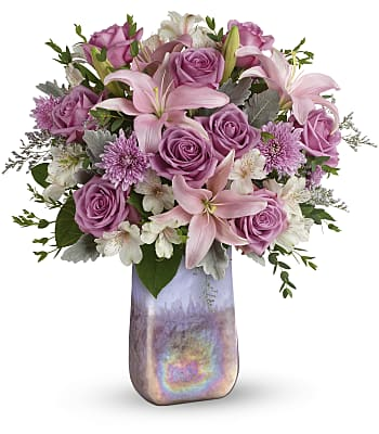 Stunning Swirls Bouquet Flowers