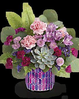 Teleflora's Bedazzling Beauty Bouquet Bouquet