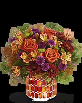 Teleflora's Autumn Radiance Bouquet Bouquet