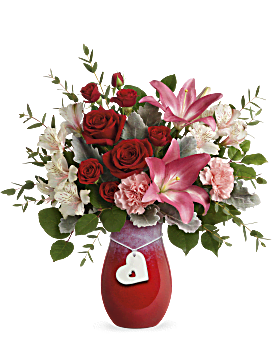 Charmed in Love Bouquet Bouquet