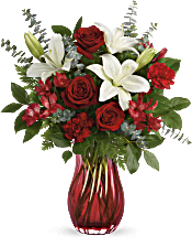 Teleflora's Love Conquers All Bouquet Flowers