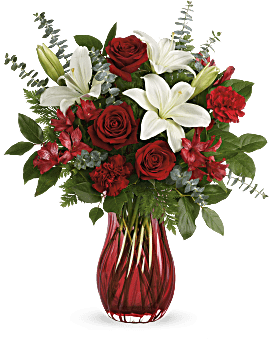 Teleflora's Love Conquers All Bouquet Bouquet