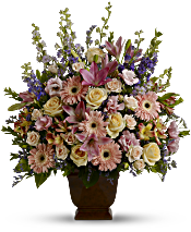 Teleflora's Loving Grace Flowers