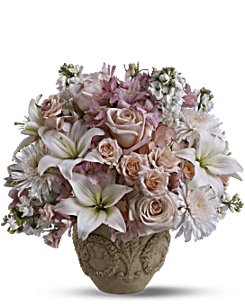 Teleflora's Garden of Memories Flower Arrangement