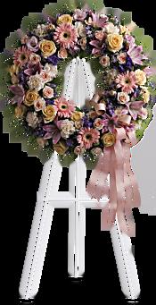 Graceful Wreath Flowers