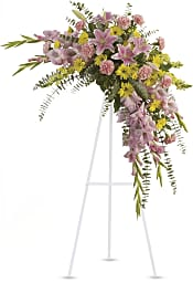 Sweet Solace Spray Flowers