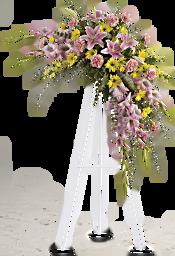 Sweet Solace Spray Flowers