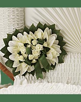 Pure Faith Pillow Specialty Arrangement