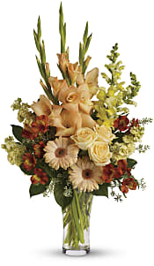 Summer's Light Bouquet Flowers