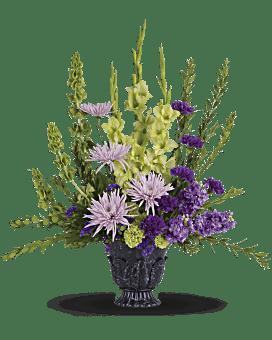 Teleflora's Cherished Memories Flower Arrangement