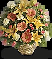 Soft Sentiments Bouquet Flowers