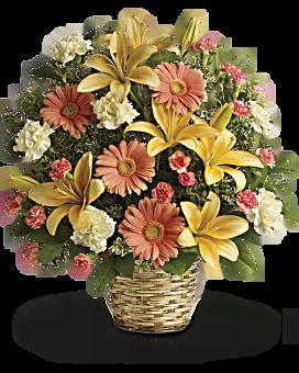 Soft Sentiments Bouquet Flower Arrangement