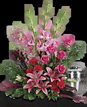 Adoring Heart Flowers