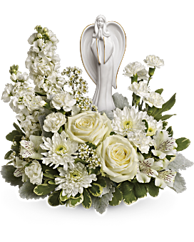 Teleflorau0027s Guiding Light Bouquet Flower Arrangement