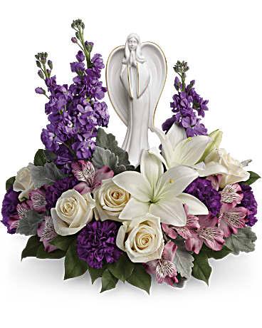 Bouquet Cœur Gracieux De Teleflora Teleflora