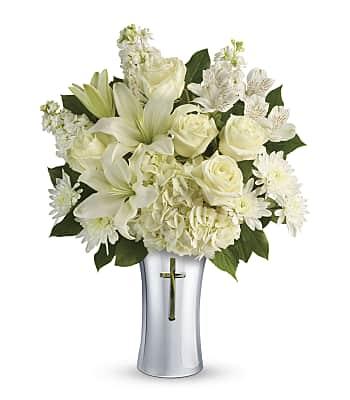 Teleflora's Shining Spirit Bouquet Flowers
