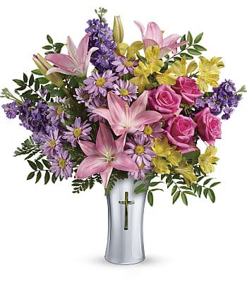 Teleflora's Bright Life Bouquet Flowers