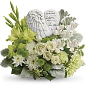 Hearts In Heaven Bouquet Flowers