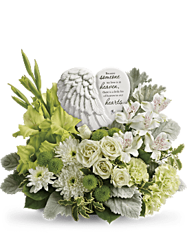 Teleflora's Hearts In Heaven Bouquet Bouquet