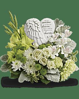 Teleflora's Hearts In Heaven Bouquet Bouquet