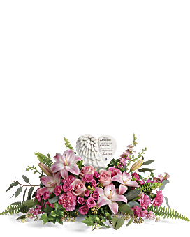 Teleflora's Heartfelt Farewell Bouquet Flower Arrangement