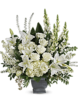 Teleflora's True Horizon Bouquet Flower Arrangement