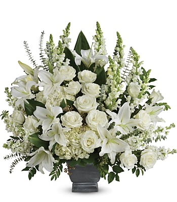 Teleflora's True Horizon Bouquet Flowers