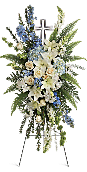 Teleflora's Eternal Grace Spray Flowers