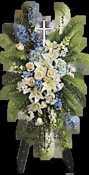 Teleflora's Eternal Grace Spray Flowers