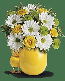 Bouquet Mon petit poussin de Teleflora