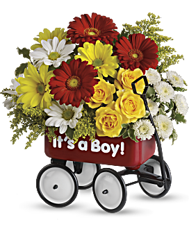 Quick View Babys Wow Wagon By Teleflora