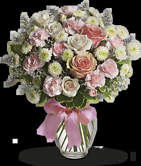 Cotton Candy Pink Bouquet