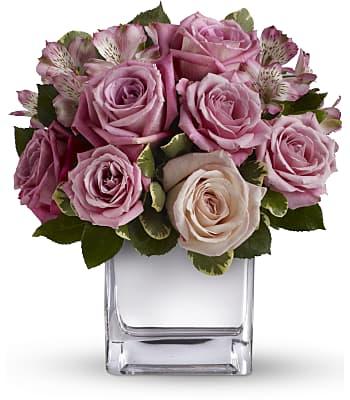 Rose Rendezvous Bouquet Flowers