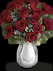 Teleflora's Winter Grace Bouquet Flowers