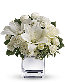 Teleflora's Peace & Joy Bouquet Bouquet