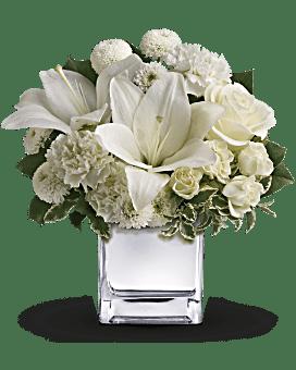 Teleflora's Peace & Joy Bouquet Bouquet