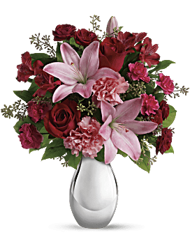 Teleflora's Moonlight Kiss Bouquet Bouquet
