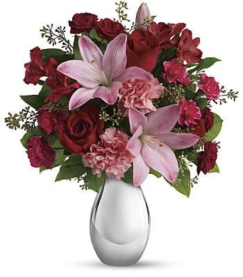 Moonlight Kiss Bouquet Flowers