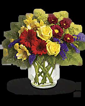 Bouquet Parade champêtre
