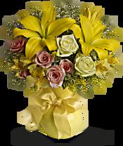 Teleflora's Sunny Smiles Flowers