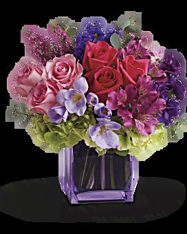 Bouquet Beauté exquise de Teleflora