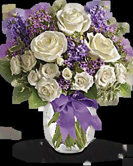Bouquet Chalet enchanté de Teleflora