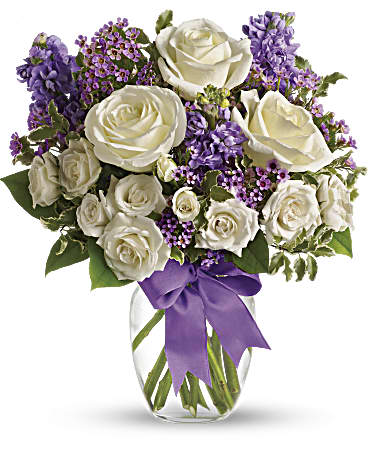 image of Teleflora's Enchanted Cottage with sku:T50-1A