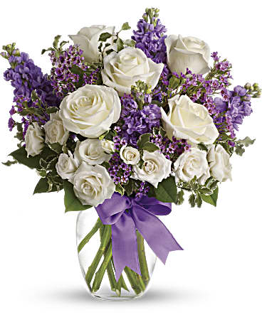 Teleflora's Enchanted Cottage Bouquet (Deluxe)