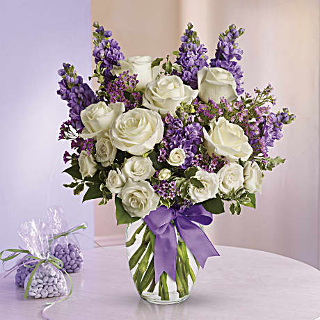 Teleflora S Enchanted Cottage Bouquet Teleflora